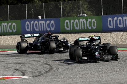 Wolff: Deswegen hat Mercedes die Positionen nach der Strafe nicht getauscht