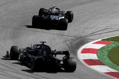 """Druck von Hamilton? Bottas """"hatte alles unter Kontrolle"""""""