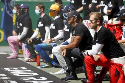 Kein Tributhelm für NFL-Spieler: Lewis Hamilton fürchtete Konsequenzen