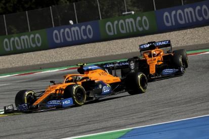 McLaren: Unsere Fahrer dürfen racen, bis sie crashen!