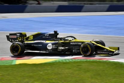 Nach Crash: Daniel Ricciardo für Spielberg-Samstag einsatzbereit