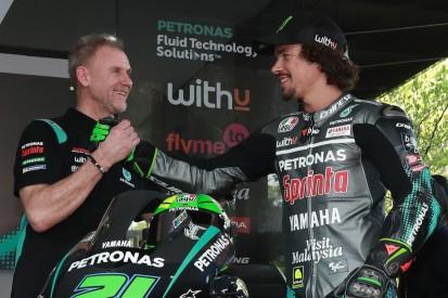 MotoGP 2021: Franco Morbidelli verlängert mit Petronas-Yamaha
