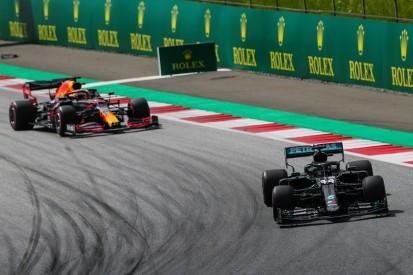 Max Verstappen: Lewis Hamilton hat doch nur mit uns gespielt