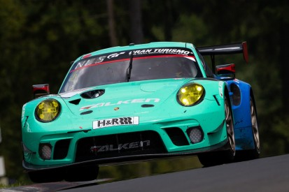 BoP vor NLS4 angepasst: Mehr Leistung für die Porsche 911 GT3 R