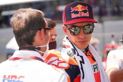 Marc Marquez deckt auf: Wie es zum schweren Sturz im Jerez-Rennen kam