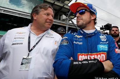 Für Indy 500 gerüstet: McLaren rechnet nicht mit erneuter Schmach für Alonso
