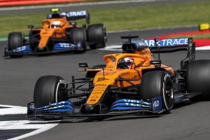 Heißes Duell Sainz vs. Norris: Teamorder für McLaren kein Thema