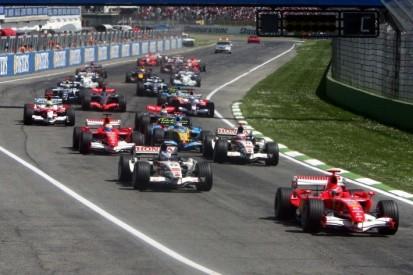 Nur ein Training: Formel 1 verkündet Zeitplan für Zwei-Tages-Event in Imola
