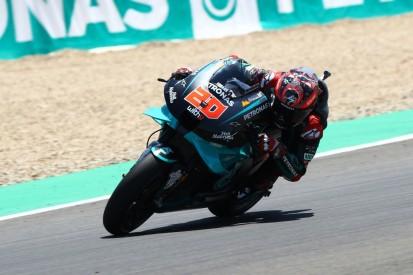 MotoGP Brünn FT2: Quartararo knapp vorn, Rossi nicht in den Top 10