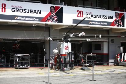 """Haas: Kein """"spezifisches Problem"""" an Magnussens Auto gefunden"""