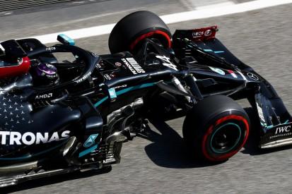 """Lewis Hamilton: """"Sehr eng"""" zwischen Mercedes und Red Bull in Barcelona"""