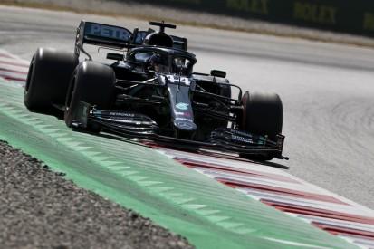 F1 Barcelona 2020: Rosberg sieht Schuld für kuriosen Crash bei Ocon