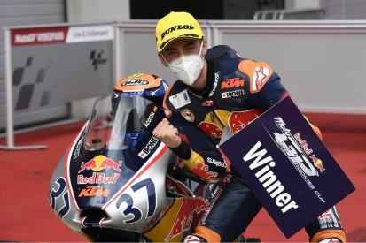 PrüstelGP: Moto3-Saison 2021 mit Dupasquier und Acosta