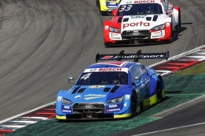 DTM Nürburgring 1: Müller mit Aufholjagd bei Frijns-Sieg für Audi