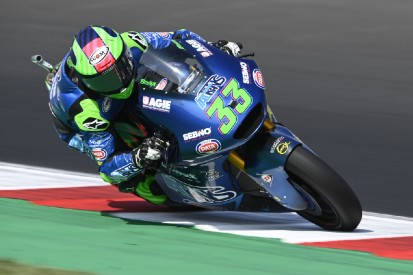 Moto2 in Misano 2: Bastianini gewinnt nach Abbruch und macht WM spannend