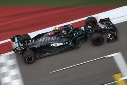 Formel 1 Sotschi 2020: Bottas siegt nach Hamilton-Strafe