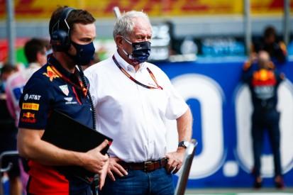"""Helmut Marko: Red Bull entwickelt """"massivst bis zum letzten Rennen"""""""