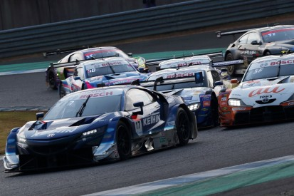 Packender Nippon-Showdown: Neun Autos kämpfen um Super-GT-Titel 2020