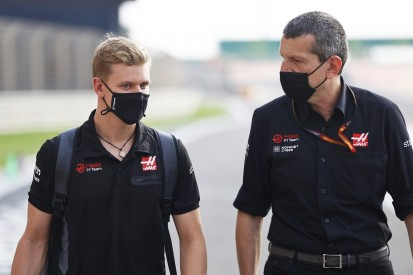 """Erst Michael, dann Mick: """"Für das Team ist es sehr emotional"""", sagt Steiner"""