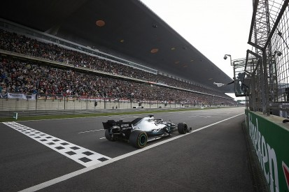 Chinese GP promoter seeking 2021 F1 race postponement