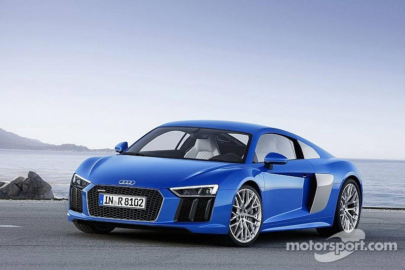 Salon de Genève - L'Audi R8 nouvelle génération est une bête de course