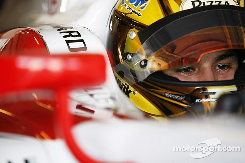 GP3 - Sandy Stuvik complète le trio Status GP