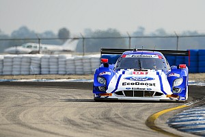 IMSA Race report Halfway through Sebring 12 Hours and four prototypes remain within striking distance