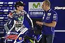 Lorenzo et Rossi gênés par le manque d'adhérence à Losail