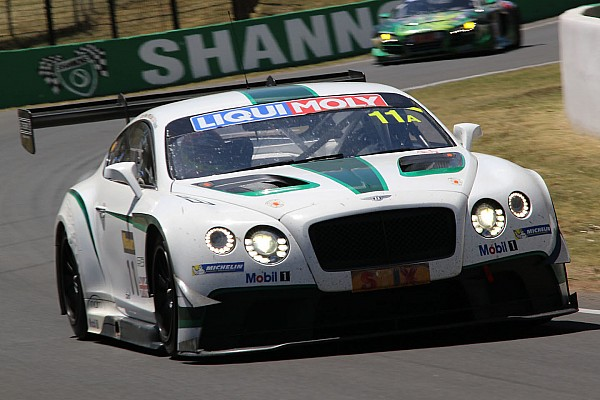 Nordschleife debut for Bentley Team HTP