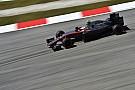 Button loue les progrès de McLaren en Malaisie