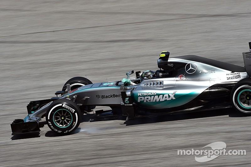 """Rosberg - """"Je n'ai pas assez bien piloté"""""""