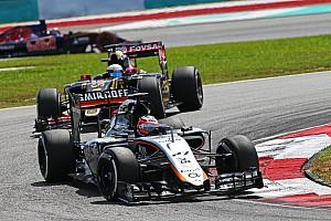 Formule 1 Résumé de course Une course difficile pour Hülkenberg en Malaisie