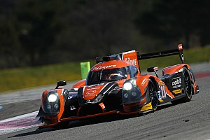 WEC Testing report Onroak Automotive at the FIA WEC Prologue