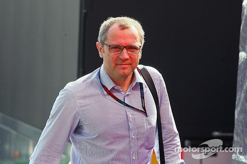 "Domenicali ""working hard"" on FIA Formula 2"