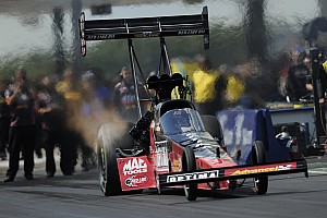 NHRA Commentary JR Todd celebrates career revival in unusual style