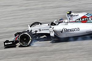 Formule 1 Actualités Williams admet un rythme de course très insuffisant