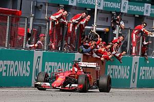 Formule 1 Actualités Ferrari: