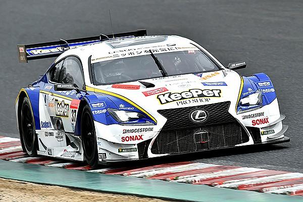 Caldarelli/Hirakawa logran la pole para la apertura de Super GT