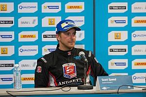 Fórmula E Entrevista Scott Speed quiere correr para ganar