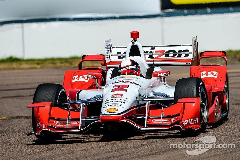 Организаторы IndyCar оштрафовали Chevrolet