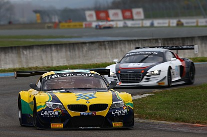 BMW Sports Trophy Team Brasil consigue su primera victoria