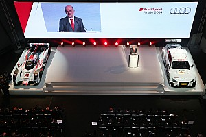 WEC Interview A word from Head of Audi Motorsport Dr. Wolfgang Ullrich