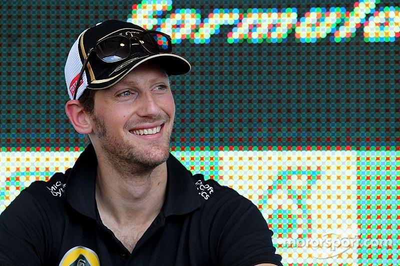 Vidéo - Grosjean aux fourneaux pour le Grand Prix de Chine !