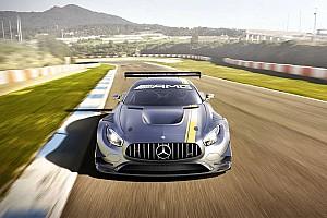 Touring Contenu spécial Vidéo - Le bruit envoûtant de la Mercedes AMG GT3