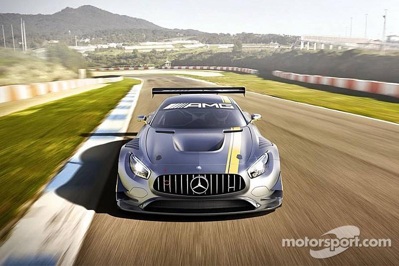 Vidéo - Le bruit envoûtant de la Mercedes AMG GT3
