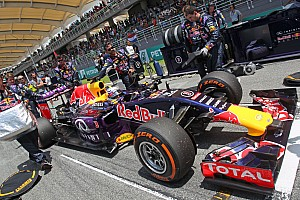 Formula 1 Breaking news Red Bull changes brake supplier for China