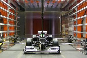 Formule 1 Actualités Le Groupe Stratégique se penche sur l'interdiction des souffleries