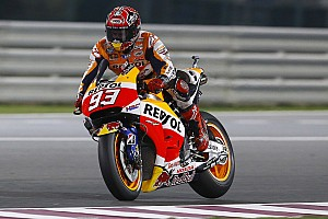 MotoGP Practice report Marquez back on top in second Austin practice session