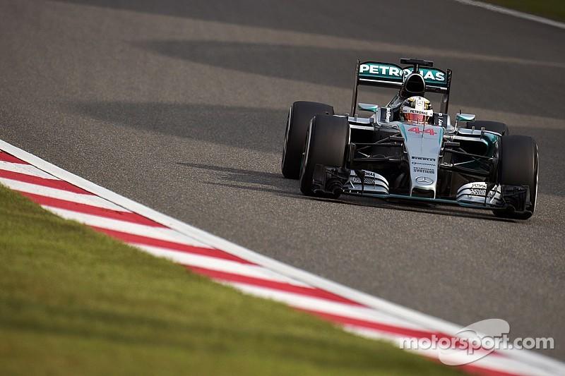 EL3 - Hamilton garde le cap, Alonso à l'arrêt
