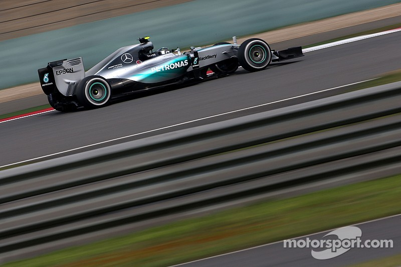 """Rosberg """"frustrated"""" at missing pole by small margin"""